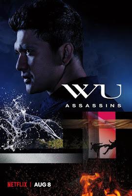 Wu Assassins (TV Series) S01 Custom HD Dual Latino 2DVD