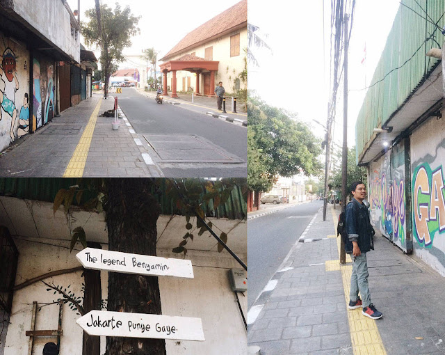 jalan kakap mural jakarta