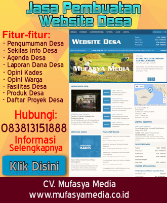 Jasa Website Desa