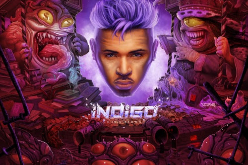Album Stream: Chris Brown - Indigo