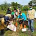 Peringati Hari Gerakan Sejuta Pohon Sedunia, KPS Pelangi Tanam Bibit Pohon Produktif