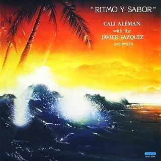 RITMO Y SABOR - CALI ALEMAN & JAVIER VASQUEZ ORCHESTRA (1981)