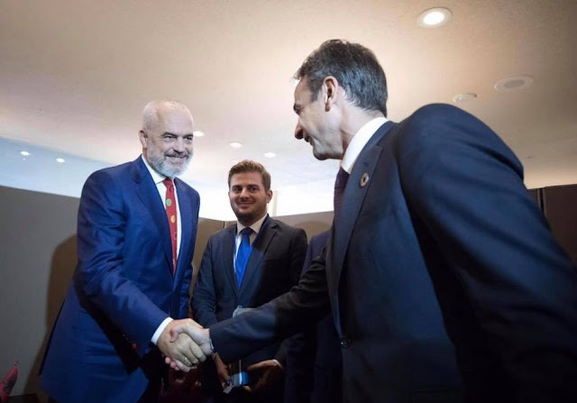Rama meets Mitsotakis in New York; the European integration of Albania on the table