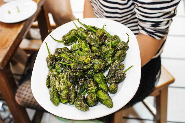 Where to Eat in Madrid   Adelante
