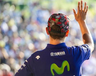 Lorenzo Nyatakan Mundur dari Persaingan Gelar Juara Dunia