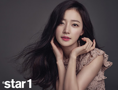 Song Ha Yoon - @Star1 Magazine March 2016