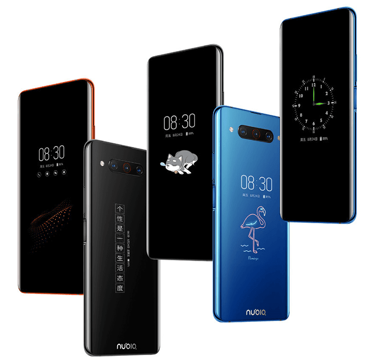 nubia Z20 now official with two AMOLED displays and Snapdragon 855+