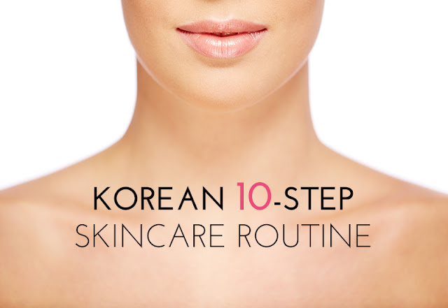 Korean 10 Step Beauty