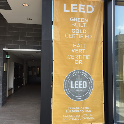 uOttawa ARC Building receives LEED GOLD certification