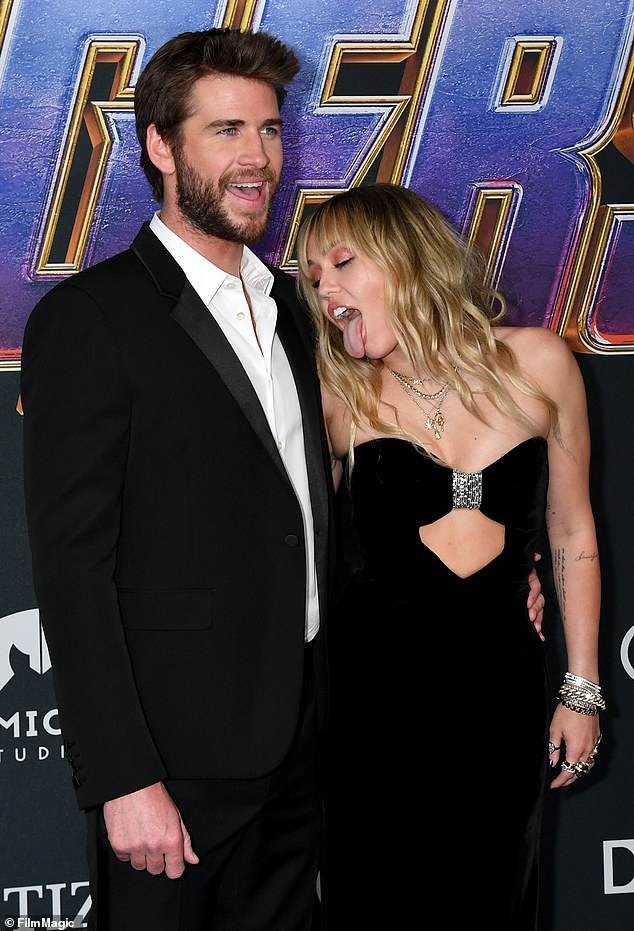 Miley Cyrus is 'dating' Kaitlynn Carter after fighting to save marriage to Liam Hemsworth