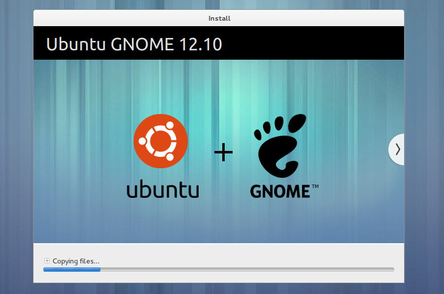 Prefer GNOME Shell? Download Ubuntu GNOME Remix 12 10 ~ Web