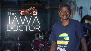 Jawa Bike Specialist or Jawa Doctor Sekar from Chennai