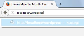 Cara Memasang Wordpress Di XAMPP 18