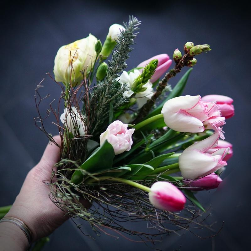 In bloom, kimppu