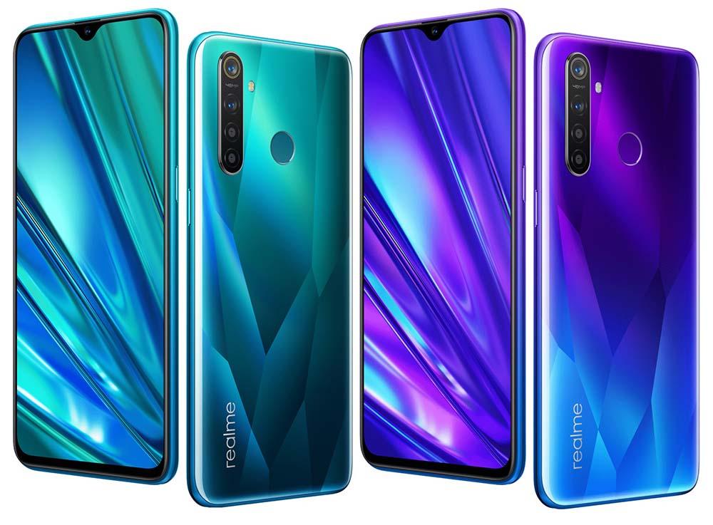 19 September, Realme 5 dan Realme 5 Pro akan Meluncur di Indonesia