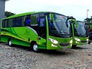 Sewa Bus Medium Jakarta Merak, Sewa Bus Medium Ke Merak