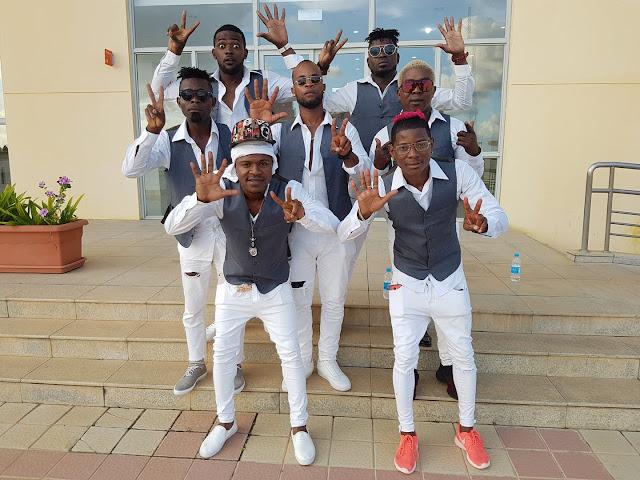 Elenco Da Paz - Força Angola (Kuduro)