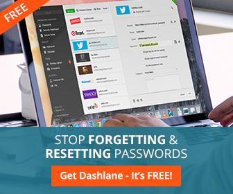 حمل الان برنامج Dashlane افضل برامج حماية كلمات المرور ومعلومات الدفع