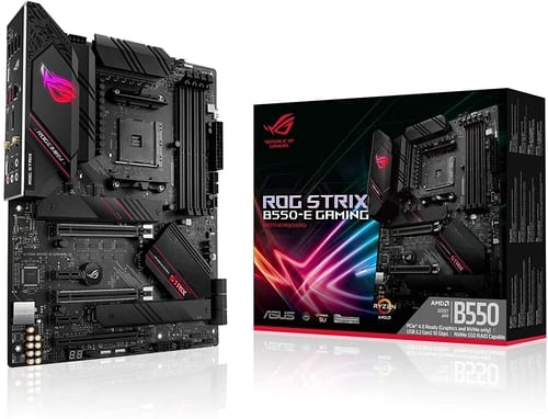 Review ASUS ROG Strix B550-E Gaming Motherboard