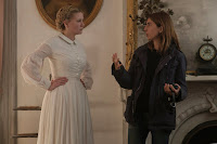 Kirsten Dunst and Sofia Coppola on the set of The Beguiled (2017) (9)