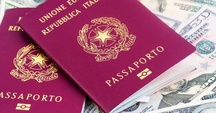 Quanto costa fare il passaporto for Quanto costa il pex