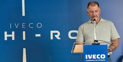 Iveco prevê crescimento de 21% das vendas de caminhões em 2019
