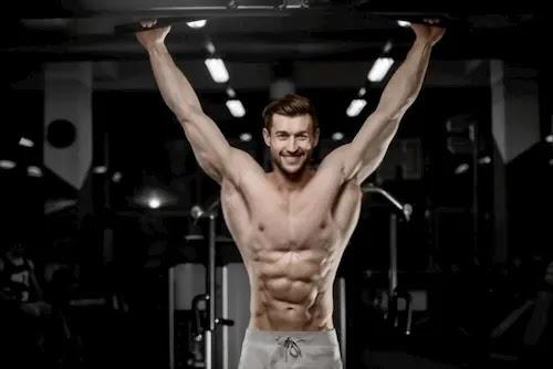 كيفية تضخيم العضلات للنحفاء مع جدول تمرين 3 ايام في الاسبوع