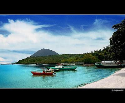Taman nasional bunakaen - pantai terindah indonesia