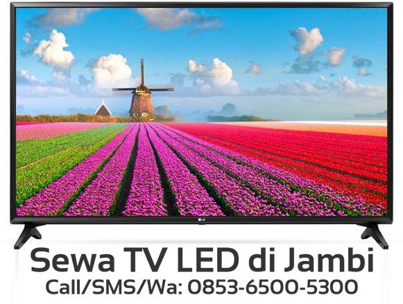 Sewa TV di Jambi