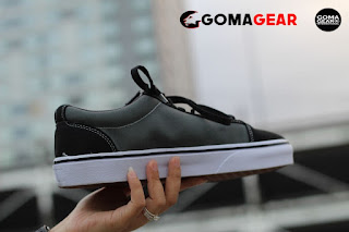 GOMAGEAR Sublime Low Cut Sneakers - Army Green