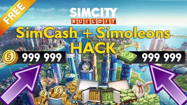 SimCity Buildit Hack Deutsch