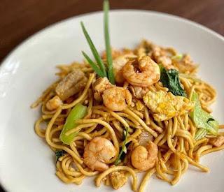 Resep Mie Goreng Seafood ala Tiktok untuk Buka Puasa