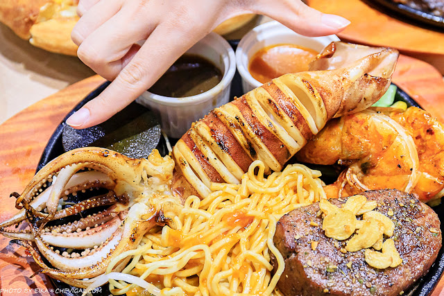 MG 5659 - 熱血採訪│牛室炙燒牛排,最低只要299元就能享用pizza、湯品、熟食燴飯、炸物小點、水果沙拉吃到飽!