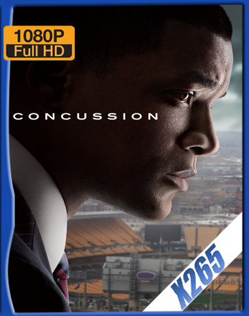 Concussion [2015] [Latino] [1080P] [X265] [10Bits][ChrisHD]