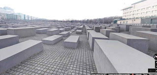 Memorial to the Murdered Jews of Europe (Holocaust Memorial) is a memorial to the Jewish victims of the Holocaust