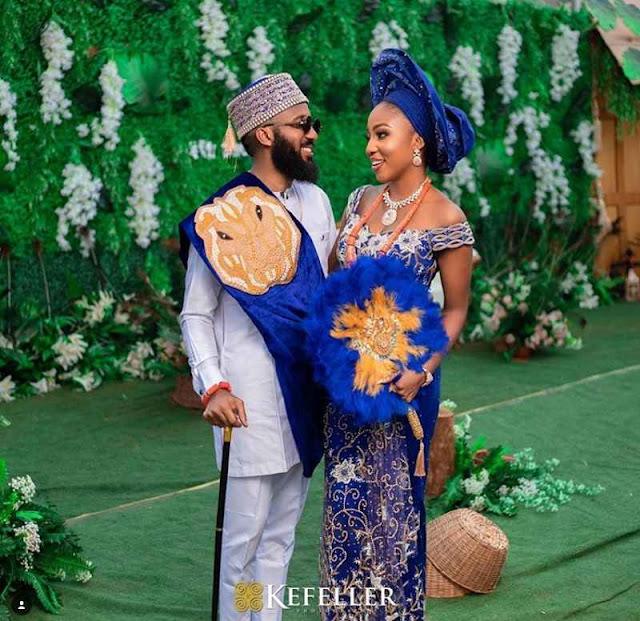 Latest Igbo Traditional Wedding Attire