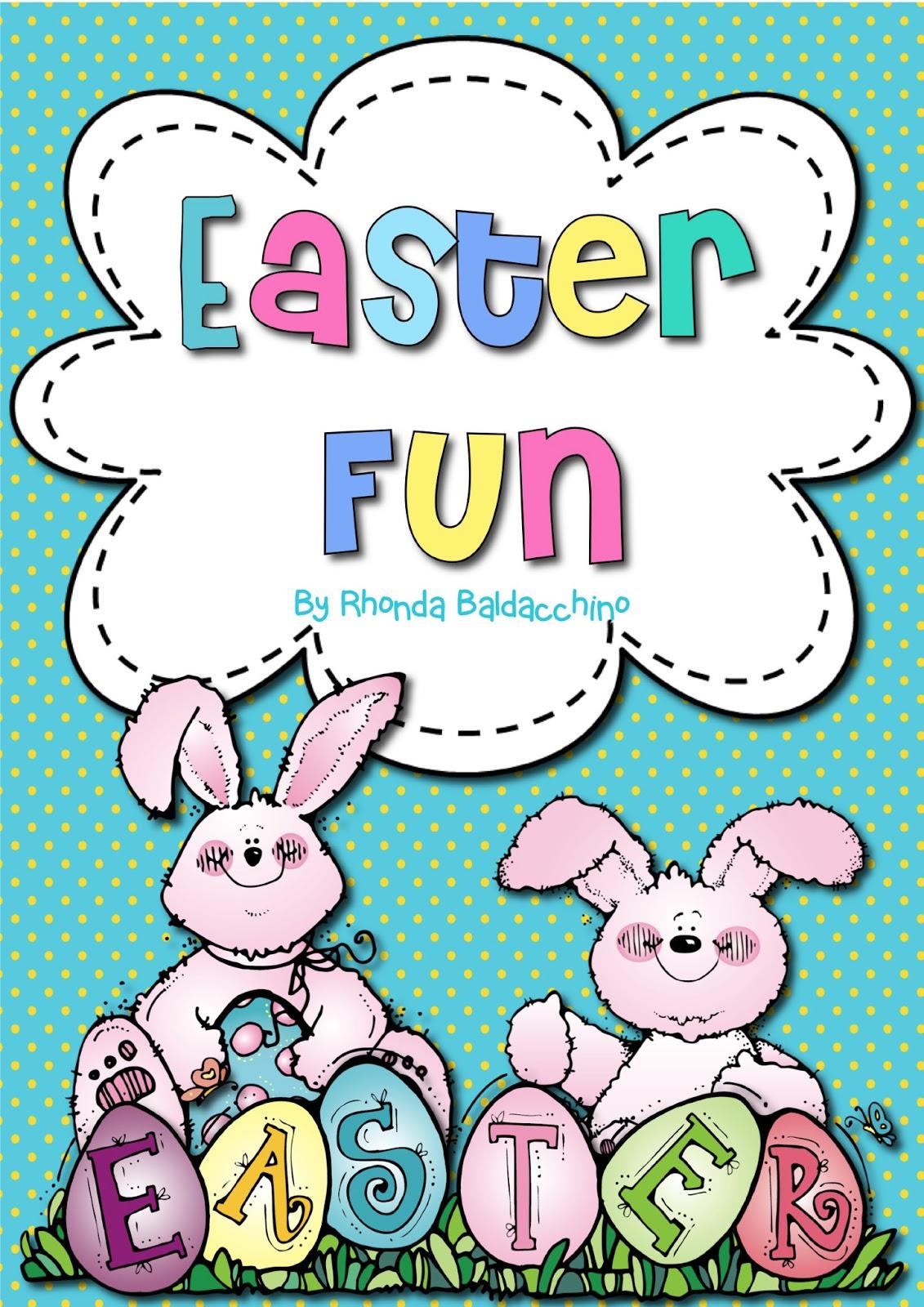 Classroom Fun Easter Fun