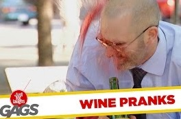 Funny Video 15-10-2016 Wine Pranks – Best of Just For Laughs Gags