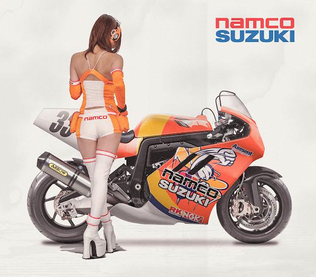 Namco Suzuki