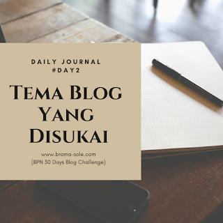 Tema Blog Yang Disukai Bisa Kelihatan Dari Tema Blog Yang Nggak Kita Sukai : Nggak Setuju Nggak Usah Baca