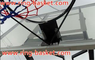 jual ring basket dengan tiang tanam