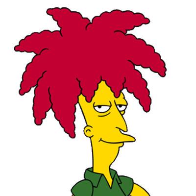 Los Simpson Personaje Actor secundario Bob