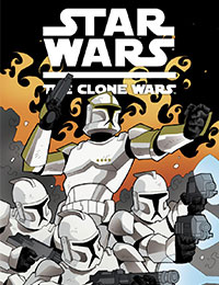 Star Wars: The Clone Wars - The Enemy Within Comic