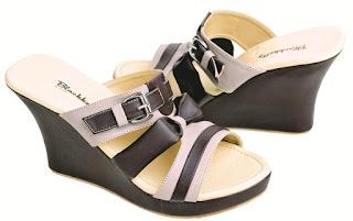 SALE 65%   Sandal Wanita High Heels 916