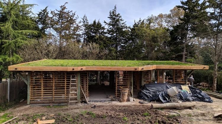 Bioconstrucción, casas más baratas, ecológicas y comunitarias