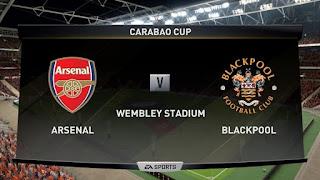 مباراة أرسنال وبلاكبول بث مباشر اليوم الأربعاء 31-10-2018 Arsenal vs Blackpool Live