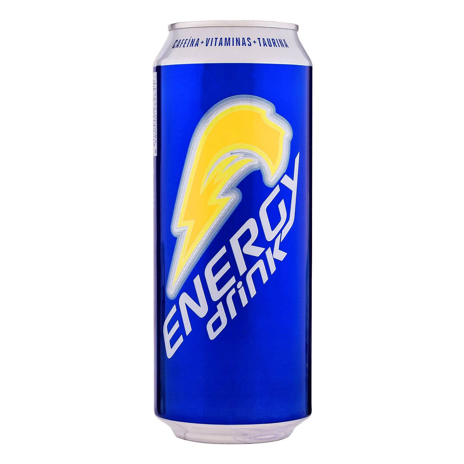 Bebida energética Energy Drink original Hacendado