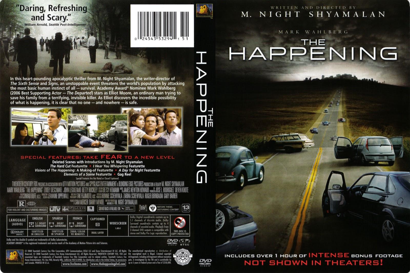Thảm Họa Toàn Cầu - The Happening (2008)