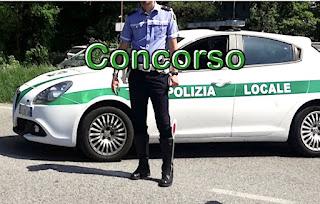 Concorso agenti di Polizia Locale - adessolavoro.blogspot.com