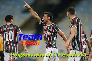 Programação da TV Esportiva ''domingo'' 11/04/21